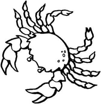 Crab-coloring-pages-printable